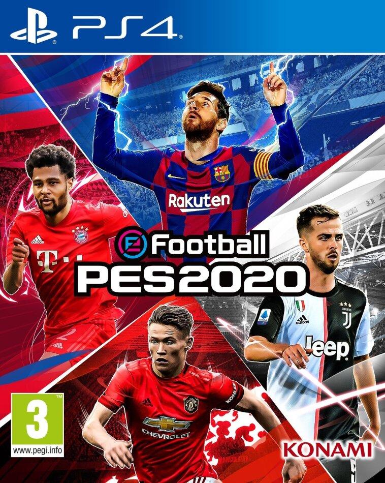 PES 2020 - Pro Evolution Soccer 2020
