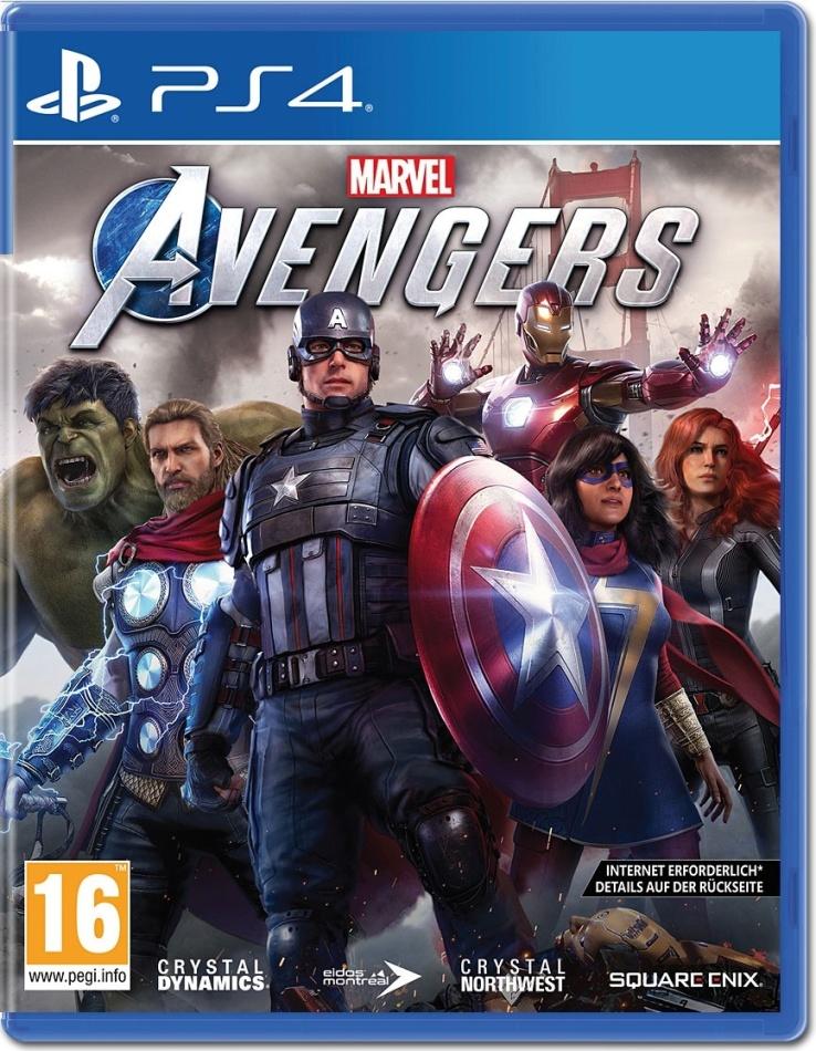 Marvel's Avengers (German Edition)