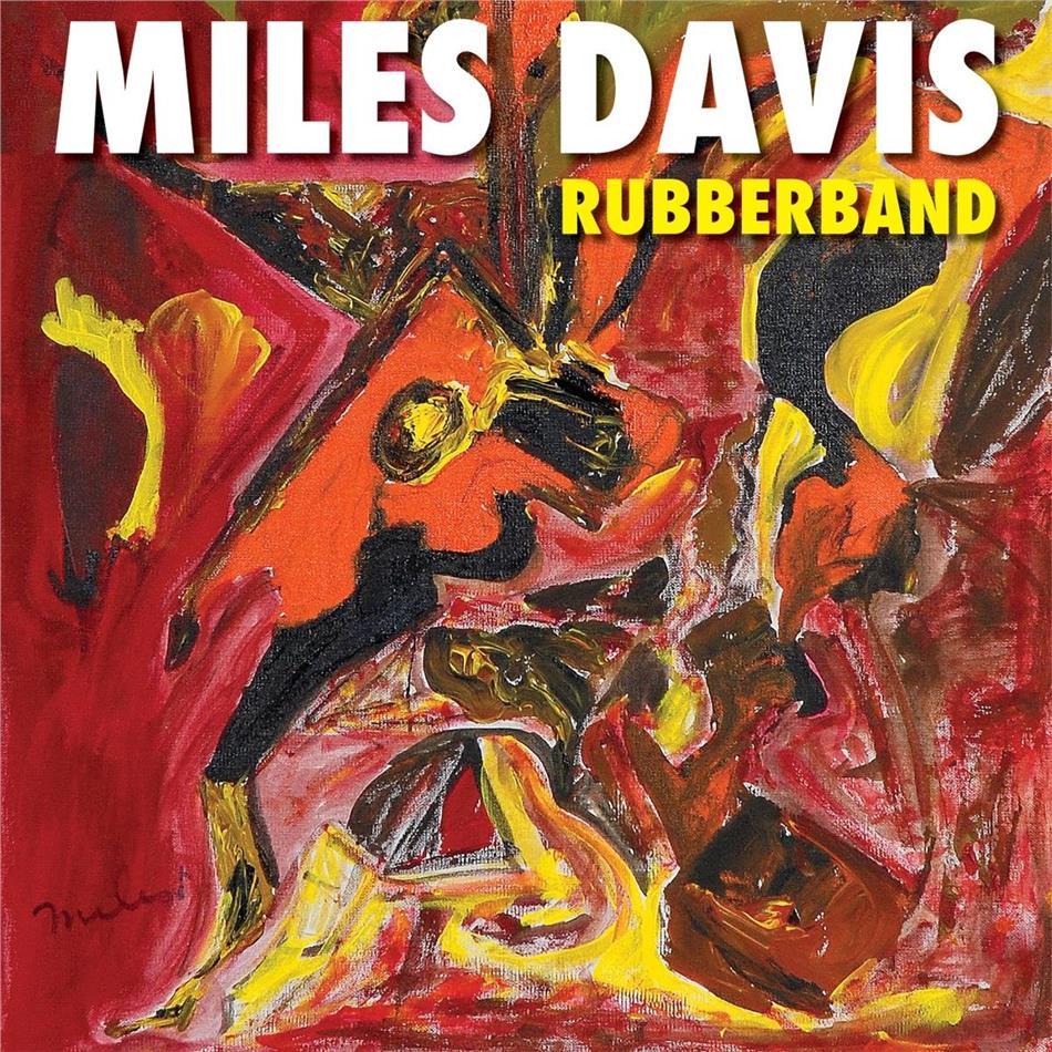 Miles Davis - Rubberband (Rhino, 2 LPs)