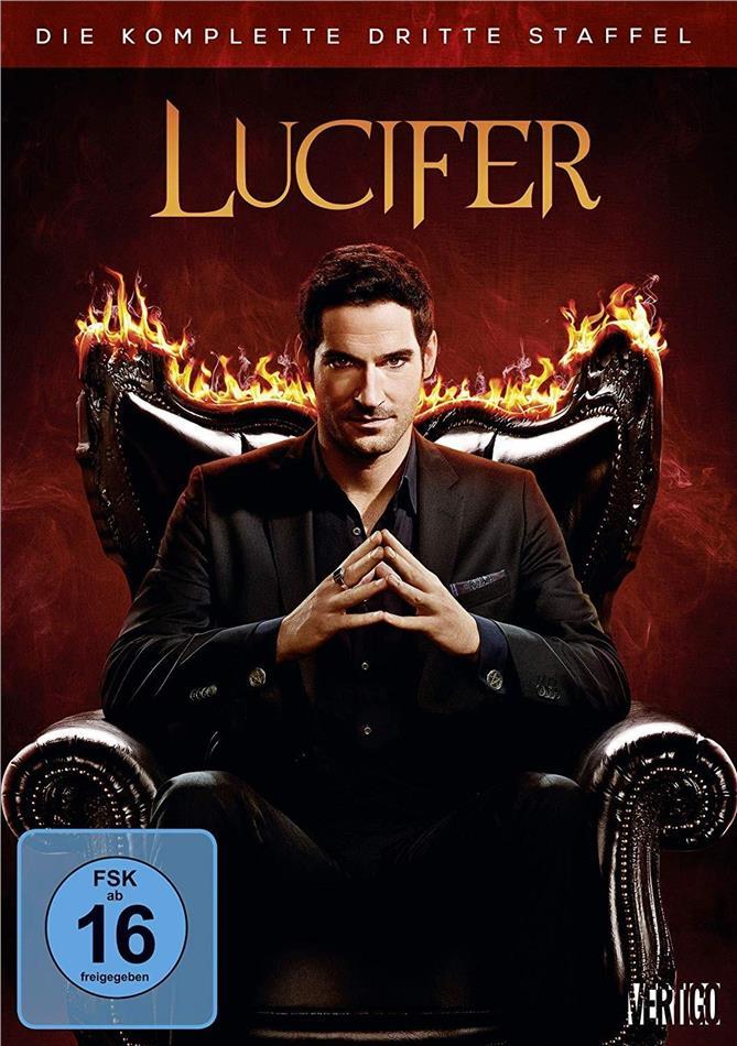 Lucifer - Staffel 3 (5 DVDs)