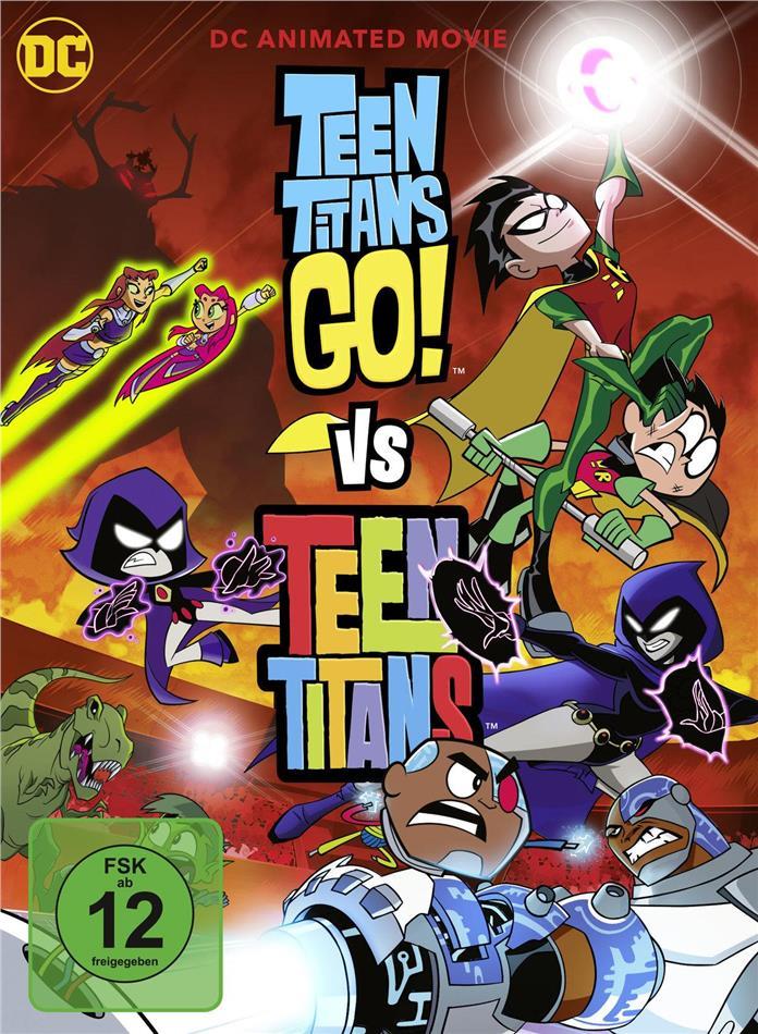 Teen Titans Go! vs Teen Titans (2019)