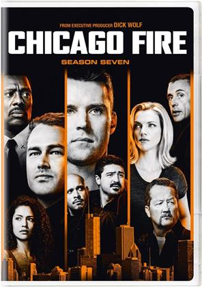 Chicago Fire - Season 7 (6 DVDs)