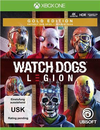 Watch Dogs Legion (German Gold Edition)