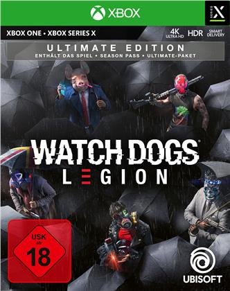 Watch Dogs Legion (German Ultimate Edition)