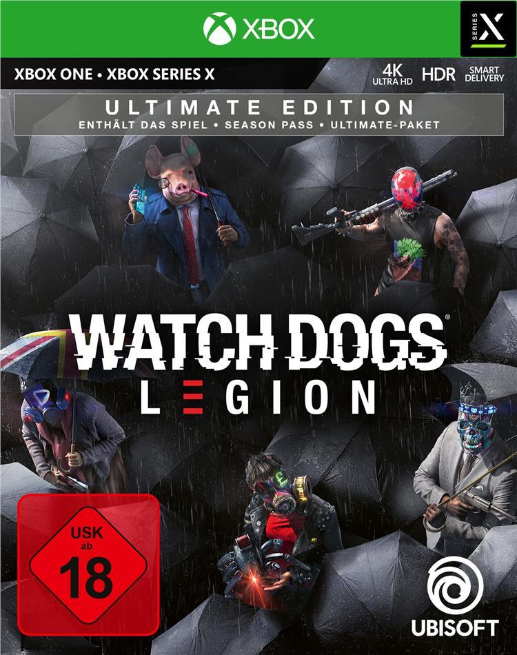 Watch Dogs Legion (German Ultimate Edition)