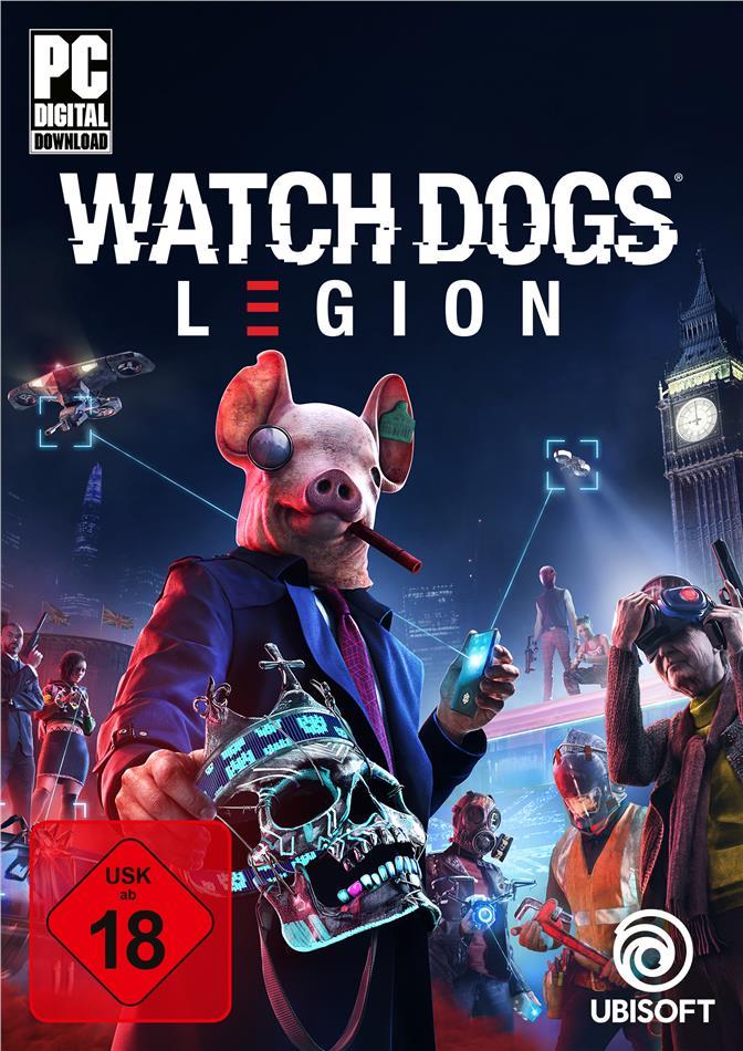 Watch Dogs Legion (German Edition)