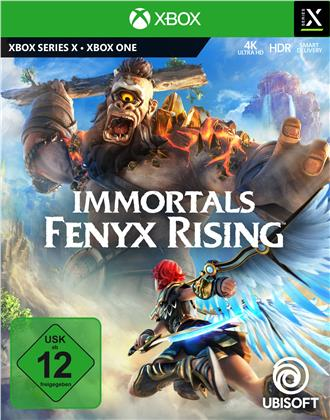 Immortals: Fenyx Rising (German Edition)