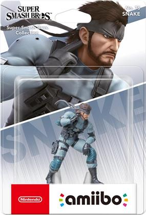 Amiibo Super Smash Collection Solid Snake