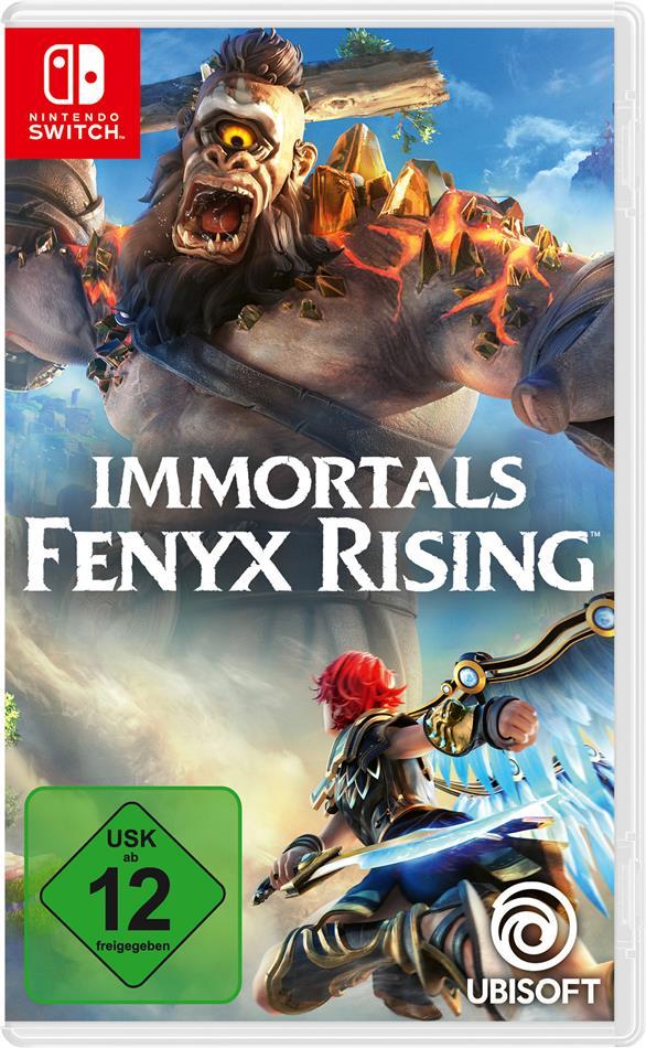 Immortals: Fenyx Rising (German Edition)
