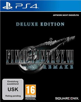 Final Fantasy VII Remake (German Deluxe Edition)