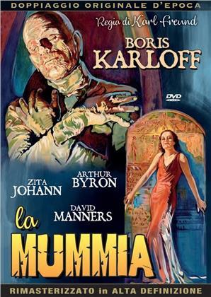 La Mummia (1932) (Doppiaggio Originale D'epoca, HD-Remastered, n/b, Riedizione)
