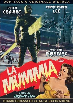 La Mummia (1959) (Doppiaggio Originale D'epoca, HD-Remastered, n/b, Riedizione)