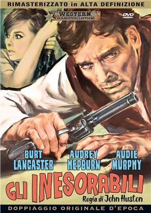 Gli inesorabili (1960) (Western Classic Collection, HD-Remastered, Doppiaggio Originale D'epoca)