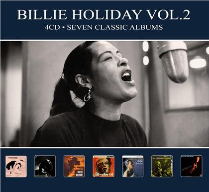 Billie Holiday - Seven Classic Albums Vol. 2 (4 CDs)