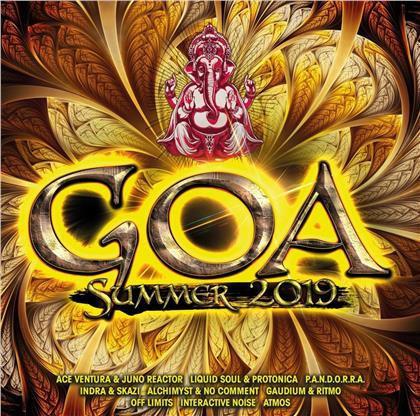Goa Summer 2019 (2 CDs)