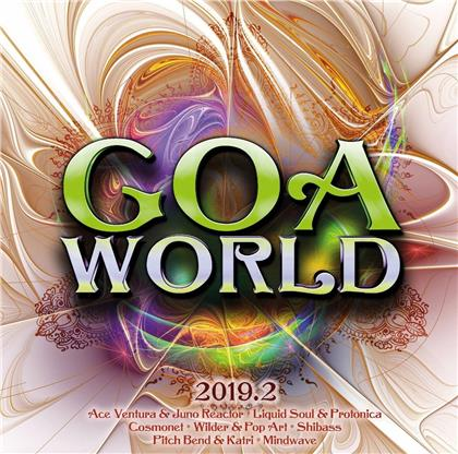 Goa World 2019.2 (2 CDs)