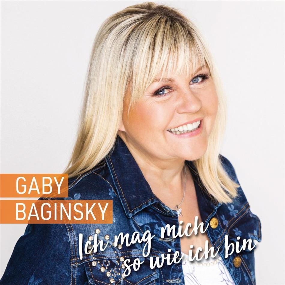 Ich Mag Mich So Wie Ich Bin von Gaby Baginsky - CeDe.ch