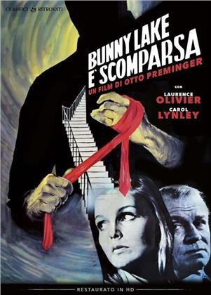 Bunny Lake è scomparsa (1965) (Classici Ritrovati, Restaurato in HD, n/b)