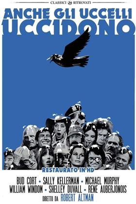 Anche gli uccelli uccidono (1970) (Classici Ritrovati, Restaurato in HD)