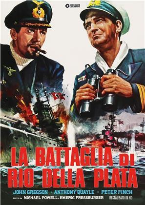 La battaglia di Rio della Plata (1956) (Classici Ritrovati, Restaurato in HD)