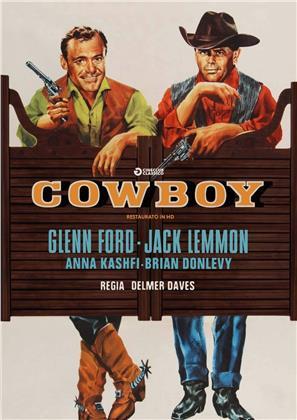 Cowboy (1958) (Cineclub Classico, Restaurato in HD)