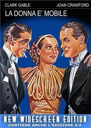 La donna è mobile (1934) (New Widescreen Edition, s/w)