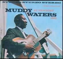 Muddy Waters - At Newport 1960 (2019 Reissue, Friday Music, Blue Vinyl, LP)