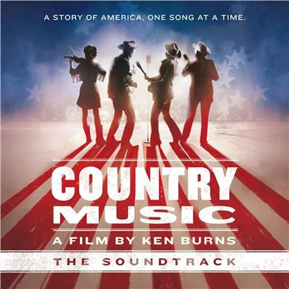 Country Music: A Film By Ken Burns - OST (LP)