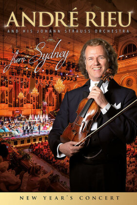 Andre Rieu & Johann Strauss Orchestra - Christmas Down Under - Live from Sydney