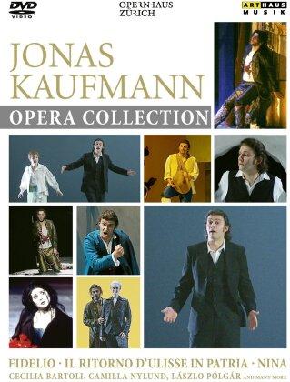 Jonas Kaufmann - Opera Collection (Arthaus Musik, 3 DVDs)