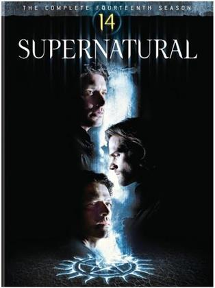 Supernatural - Season 14 (5 DVDs)