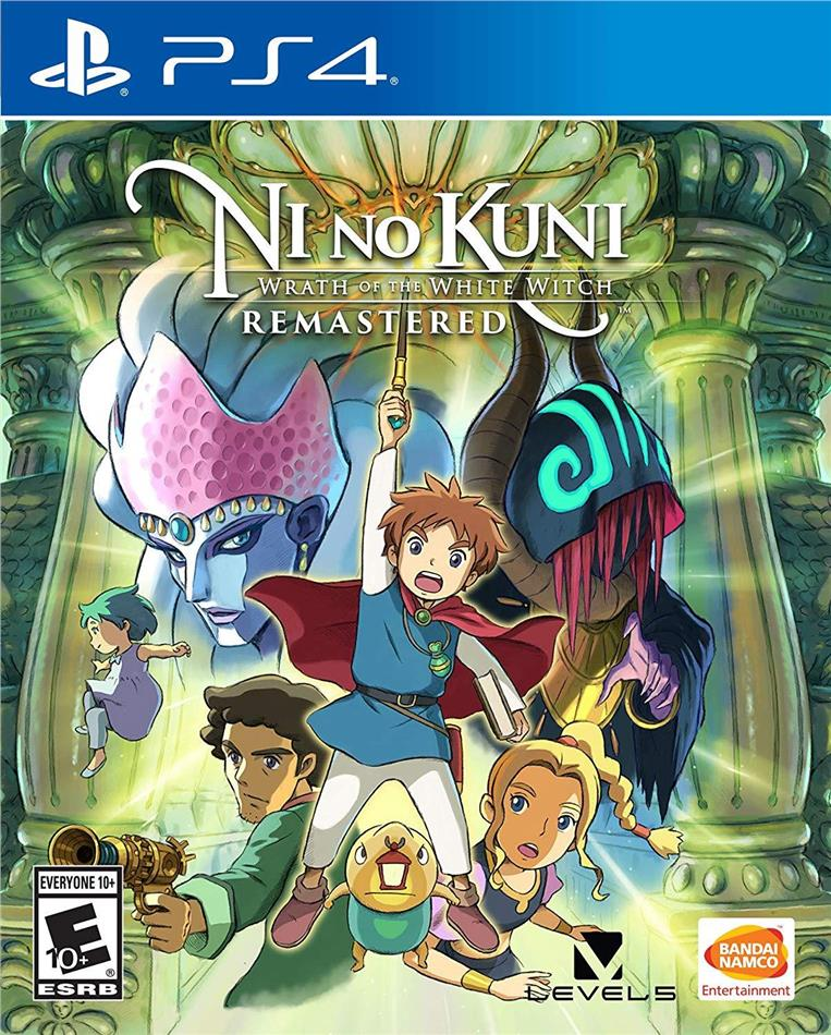 Ni No Kuni - Wrath Of The White Witch - (Remastered)