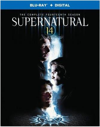 Supernatural - Season 14 (3 Blu-rays)