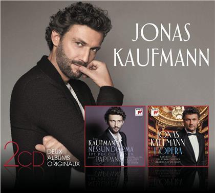 Orchestra e Coro dell' Accademia Nazionale di Santa Cecilia, Giacomo Puccini (1858-1924), Antonio Pappano & Jonas Kaufmann - Nessun Dorma - The Puccini Album (2019 Reissue, 2 CDs)