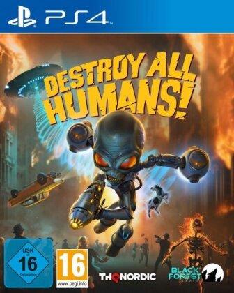 Destroy all Humans! (German Edition)