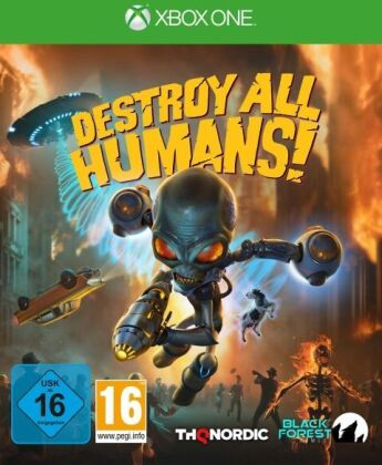 Destroy all Humans! (German Edition)