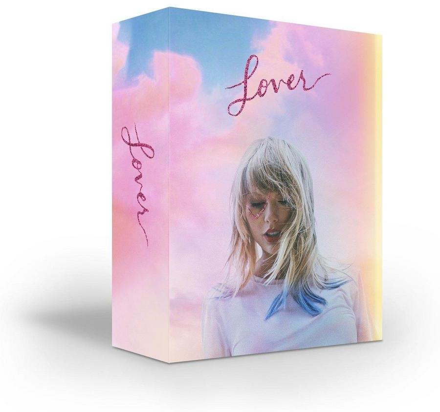 Taylor Swift - Lover (Boxset, Deluxe Edition)