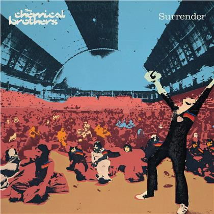 The Chemical Brothers - Surrender (Expanded Edition, Edizione 20° Anniversario, 3 CD + DVD)