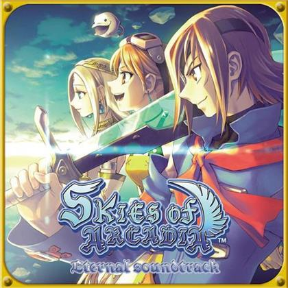 Yukata Minobe & Tatsuyuki Maeda - Skies Of Arcadia - OST (Remastered, 3 CDs)