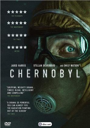 Chernobyl - HBO Mini-Series (2019) (2 DVDs)