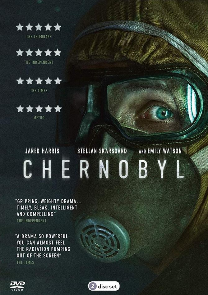 Chernobyl - HBO Mini-Series (2019) (2 DVDs)