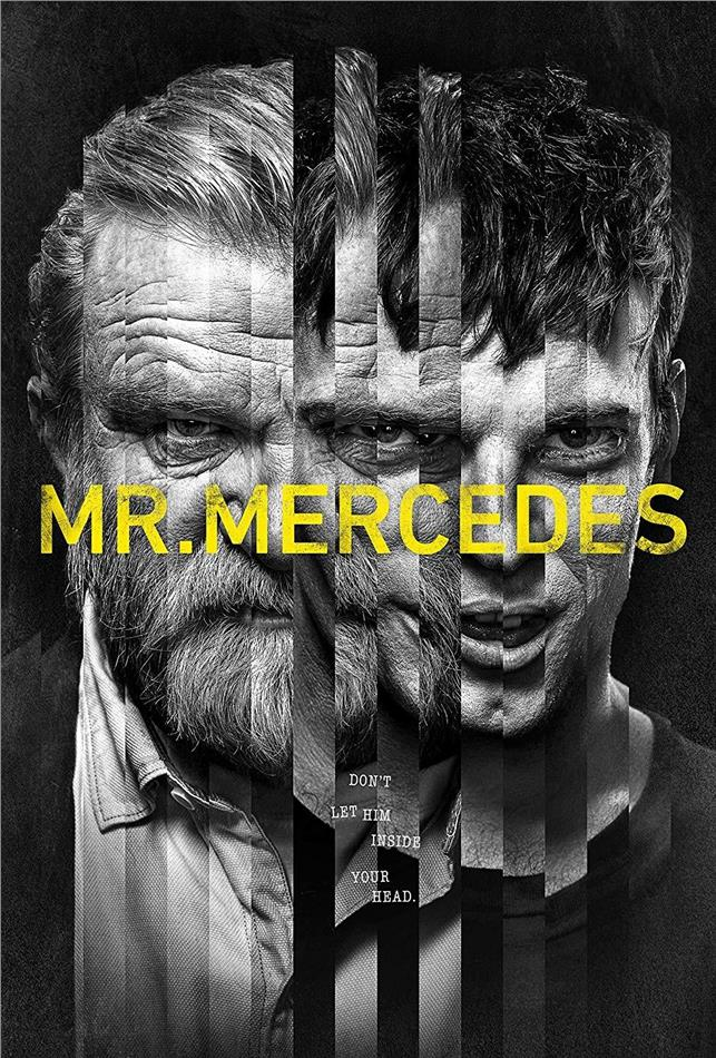 Mr. Mercedes - Season 2 (3 DVDs)