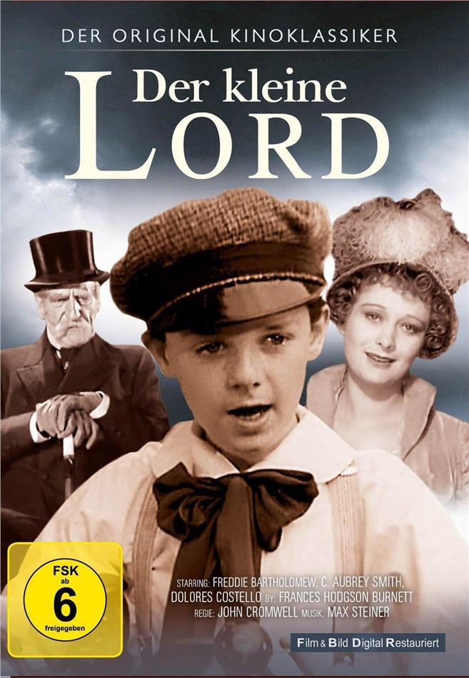 Der kleine Lord (1936) (s/w, Restaurierte Fassung)