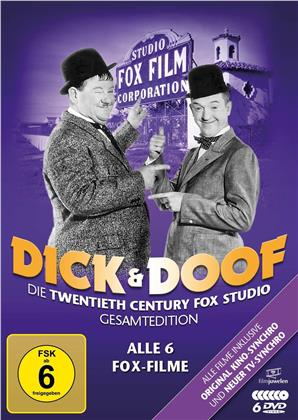 Dick und Doof - Die Fox-Studio-Gesamtedition (Filmjuwelen, 3 DVDs)
