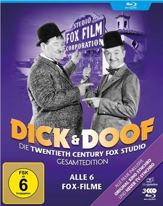 Dick und Doof - Die Fox-Studio-Gesamtedition (Filmjuwelen, 2 Blu-ray)