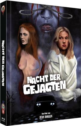 Nacht der Gejagten (1980) (Cover C, Limited Edition, Mediabook, Blu-ray + DVD)