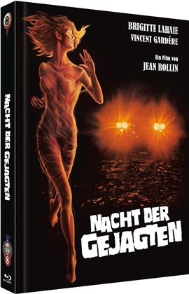 Nacht der Gejagten (1980) (Cover A, Limited Edition, Mediabook, Blu-ray + DVD)