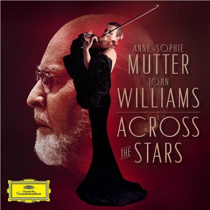 Anne-Sophie Mutter & John Williams (*1932) (Komponist/Dirigent) - Across The Stars (2 LPs)