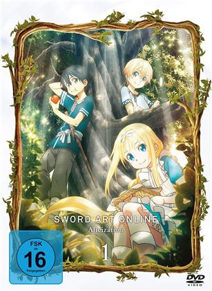 Sword Art Online - Alicization - Staffel 3 - Vol. 1 (2 DVDs)