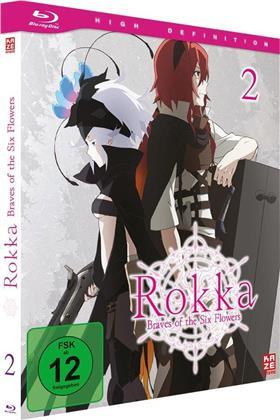 Rokka: Braves of the Six Flowers - Vol. 2